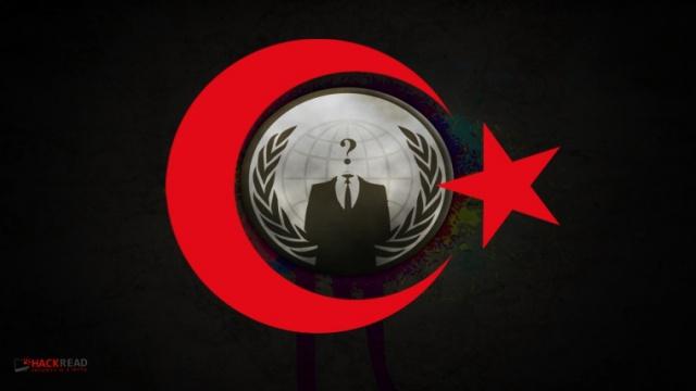 Anonymous Target Turkish Banks, Disrupt Credit Card Transactions