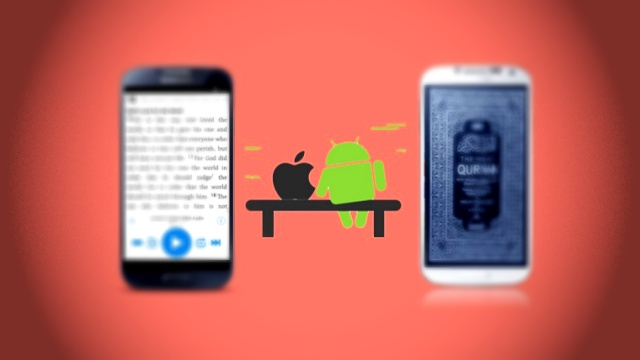 Bible and Quran Apps Infected with Malware Capable of Spying