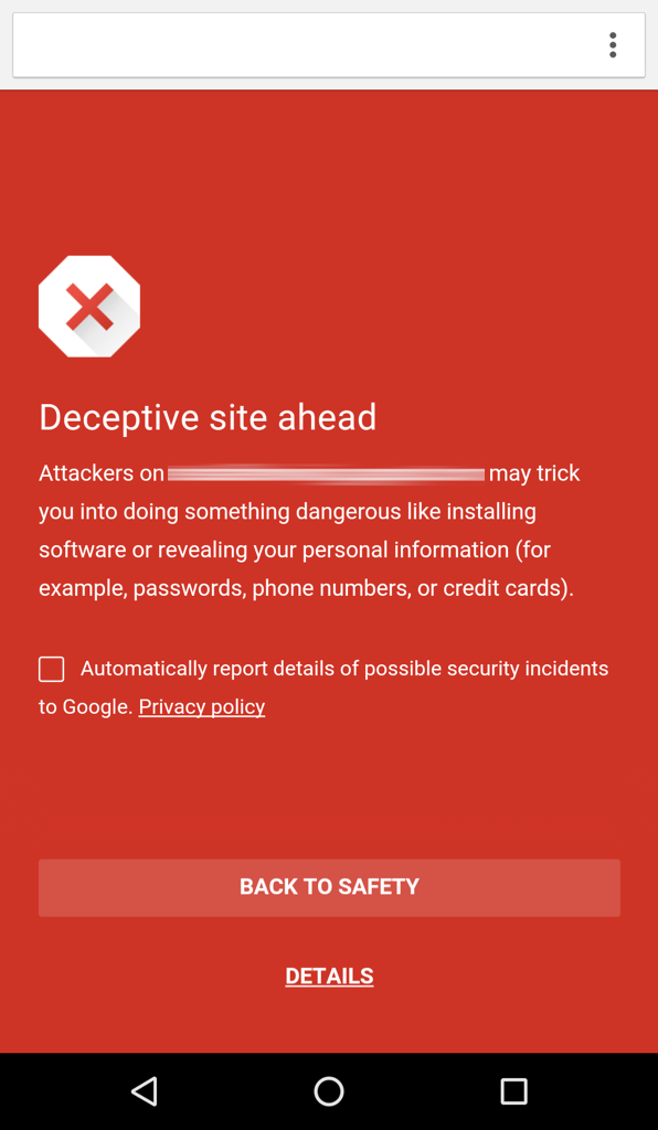 chrome-app-on-android-to-alert-users-on-visiting-malicious-sites