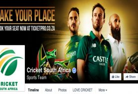 Scammers Hack Cricket South Africa Facebook Page with Adult Content