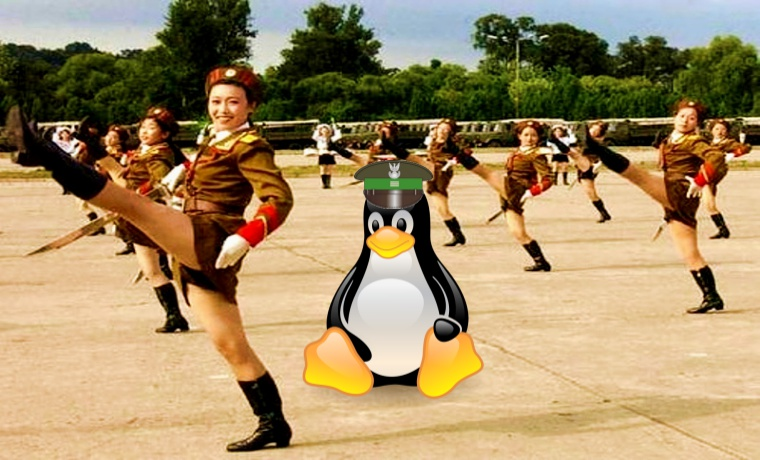 North Korea's Linux (Red Star OS) is a nut hard to crack