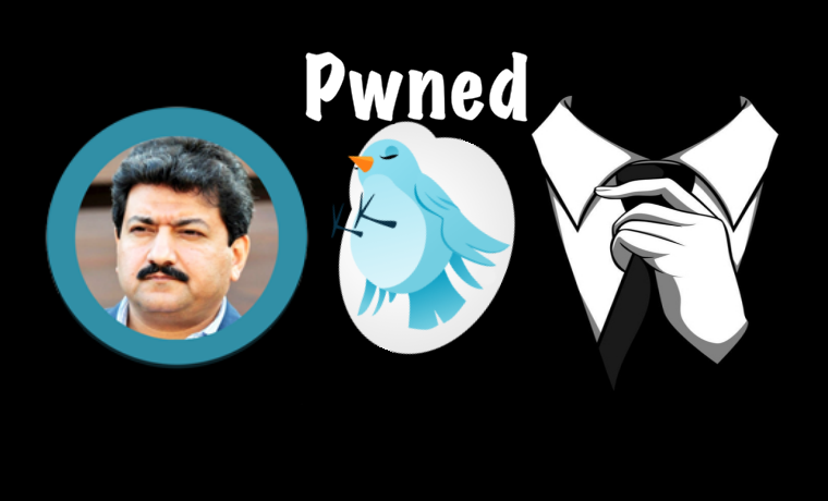 Pakistani Veteran Journalist Hamid Mir' Twitter Account Hacked