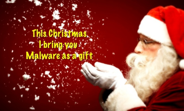 Santa Claus Malware In Christmas Apps Targeting Android, iOS, PC Users