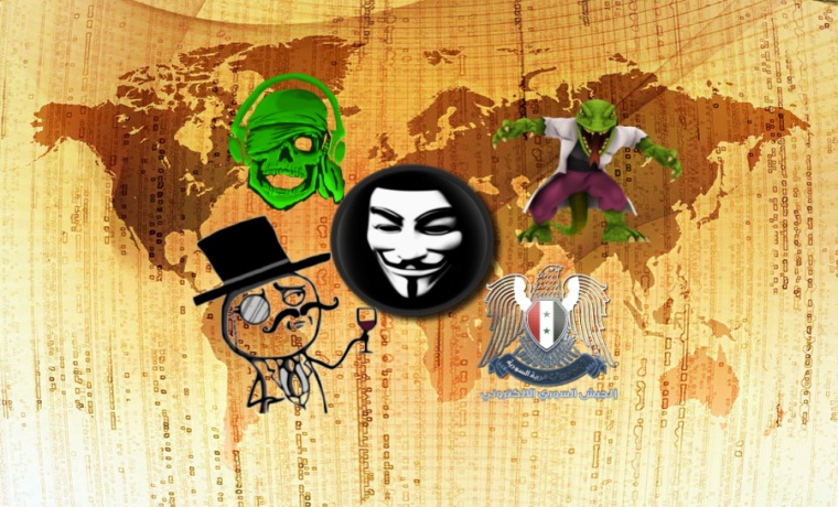 10 Most Notorious Hacking Groups