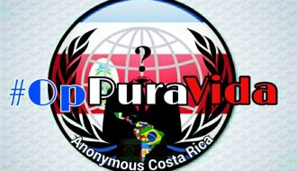 Anonymous Hacks Costa Rica's Ministry Of Foreign Affairs Site For OpPuraVida