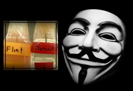 Anonymous Declares Michigan Governor Guilty Over Flint Water Crisis