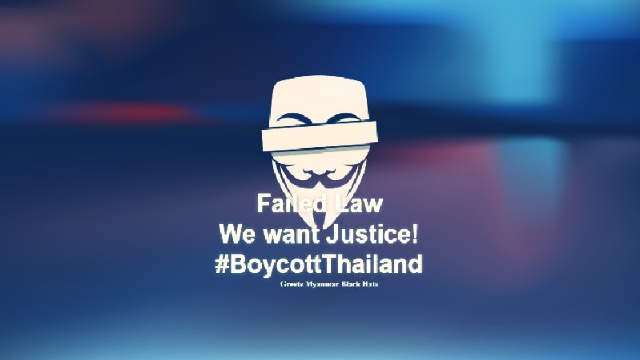 Anonymous Hacks Thailand Police, Expose Wrongdoing in Murder Investigation