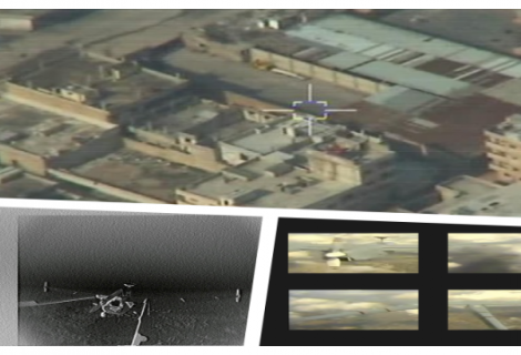 This is how hacked Israeli drone feeds look like