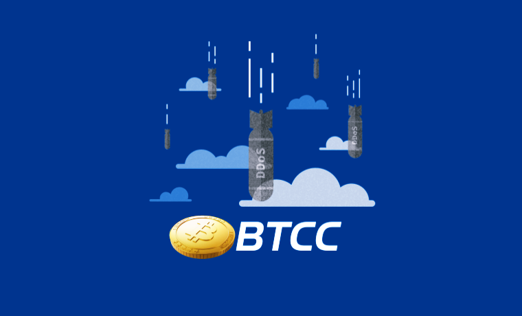 BTCC Bitcoin Trader Confronts DDoS Attackers Like A Pro