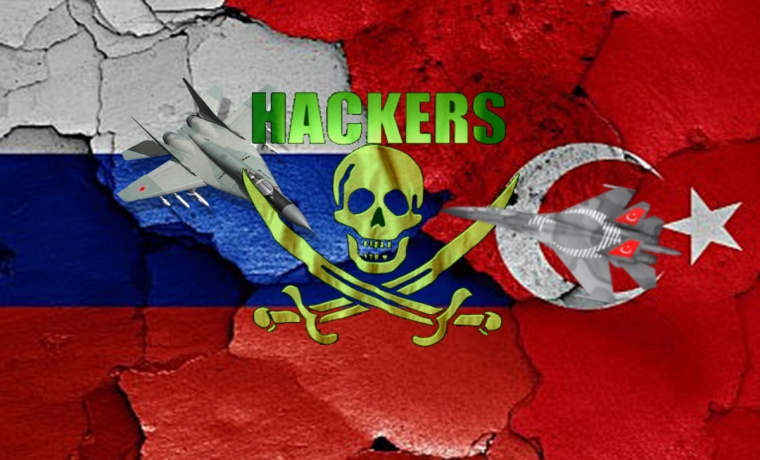 Turk Hack Team Conducting DDoS Attacks on Iran and Russian Websites