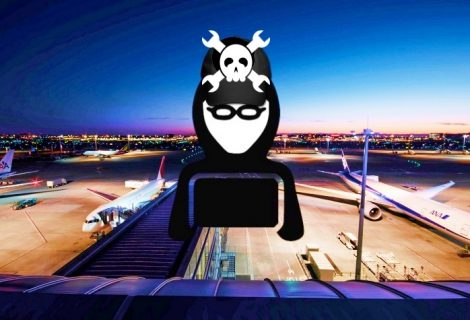 Ukraine Airport's Computer Networks Infected with Malware