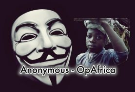 OpAfrica: Anonymous hacks South African arms procurement agency