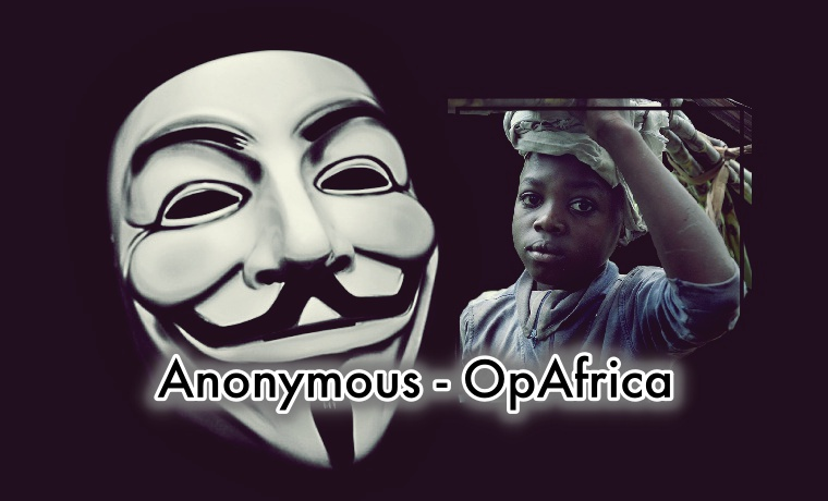 Anonymous Hacks South African Job Portal Against Child Labour