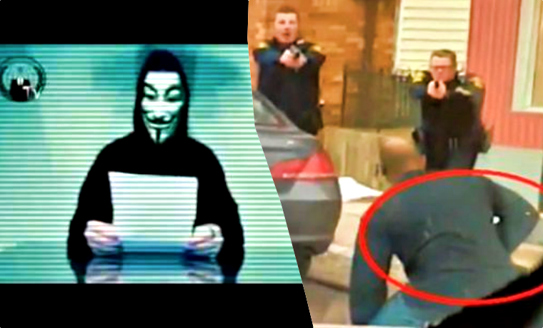 Anonymous Leaks Data of Cincinnati Police Department Officers