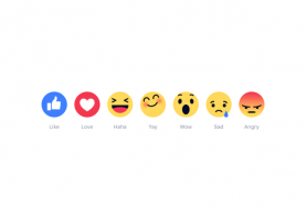 Facebook Reactions -- What's it all About?