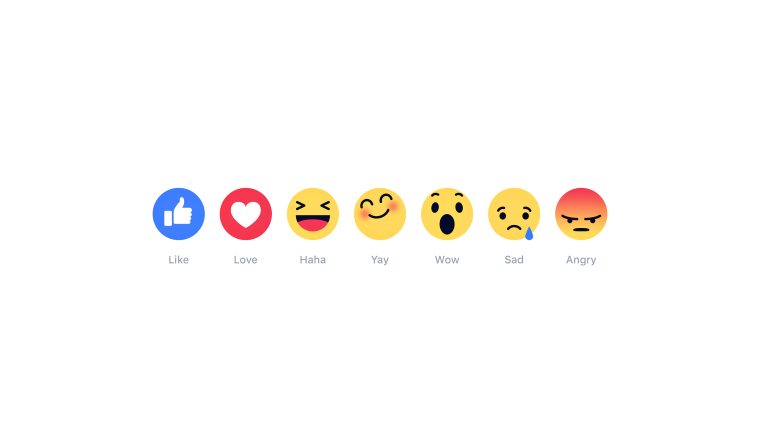 Facebook Reactions — What's it all About?