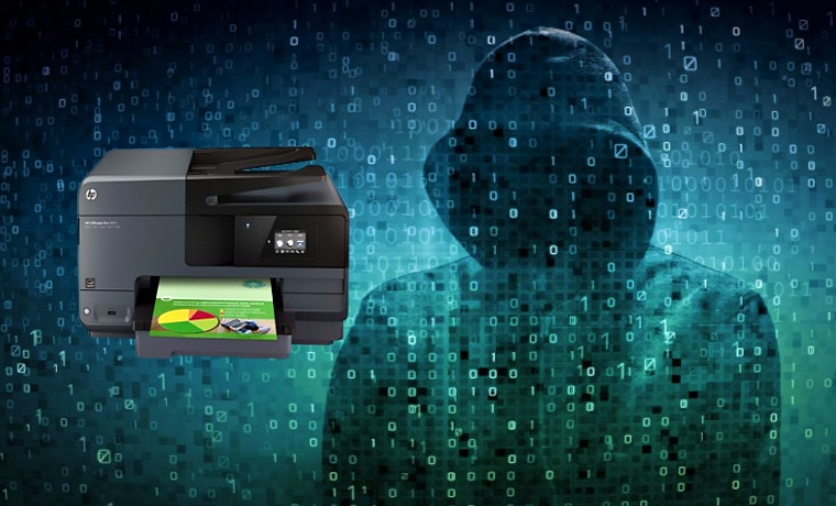 Your HP Printer's Hard Drive Can Be Used by Hackers To Host Malicious Files