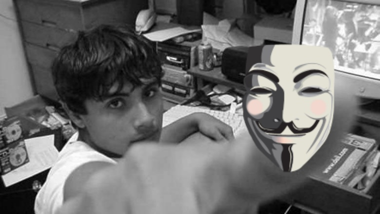"Anonymous Hacker Behind ""OpJustina"" Arrested by The FBI"