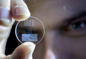 Southampton University Creates 5D Storage Disc That Can Store 360TB Data