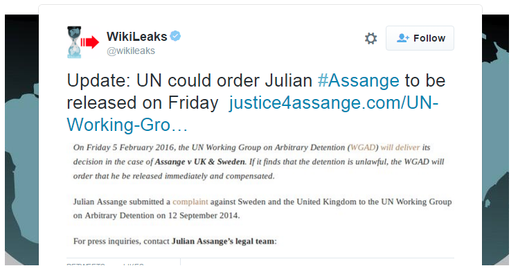 wikileaks-julian-assange-could-be-a-free-man-this-friday-thanks-to-un