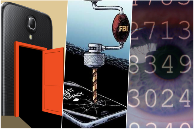 the violation of privacy by the fbi in unlocking the smartphone of syed farook Security v privacy: should apple unlock a terrorist compromise the privacy and security of millions of smartphone the fbi found syed farook's work.