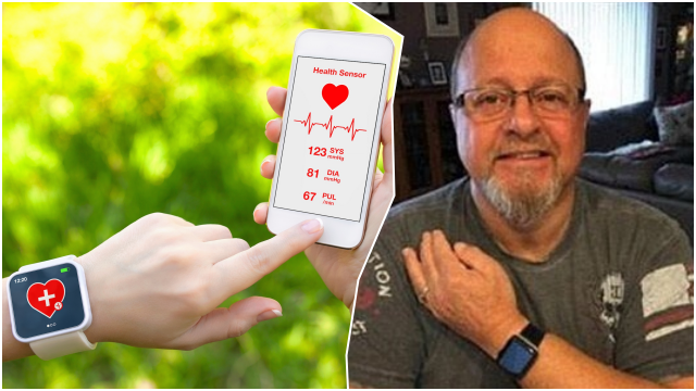 Apple Watch saves life of 62-year-old man suffering heart attack
