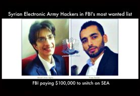 FBI Adds Syrian Electronic Army Hackers in Cyber's Most Wanted List