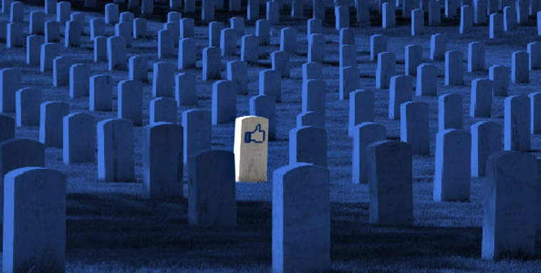 Facebook to be the biggest virtual graveyard by 2098