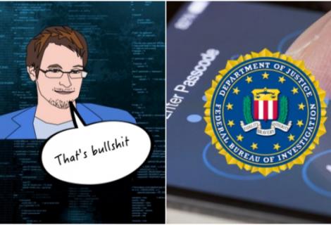 FBI Finally Hacks San Bernardino Gunman's iPhone Proving Snowden Was Right