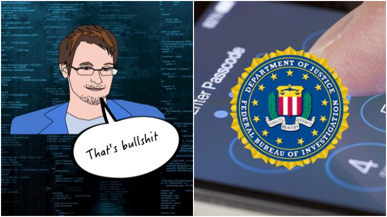FBI Finally Hacks San Bernardino Gunman's iPhone Proving Snowden Was Right