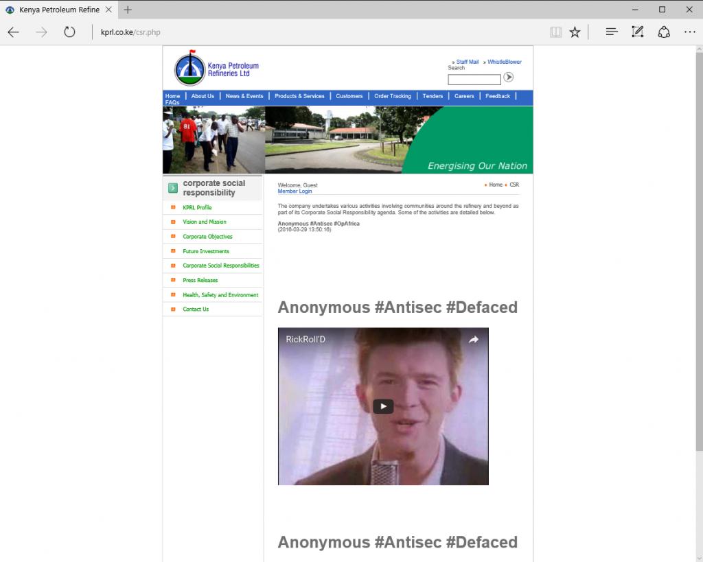 opafrica-anonymous-hacks-kenyan-oil-refinery-website