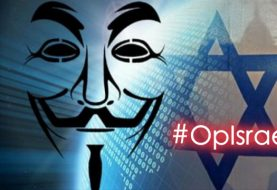 Anonymous Conducts Usual DDoS Attacks on Israel for #OpIsrael