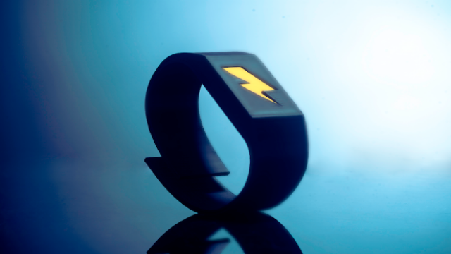 Shock Clock, a wearable that will shock you to get out of the bed