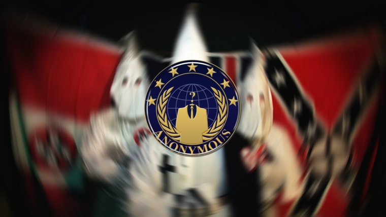 Anonymous Ghost Squad's DDoS Attack Shuts Down KKK Website