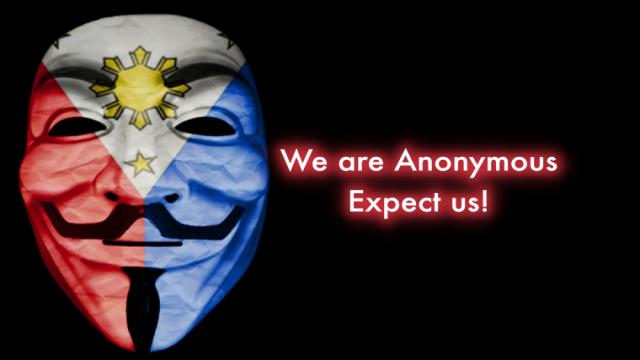 Anonymous Hacks Philippines Election Commission, Leaks 55 Million Voter Data