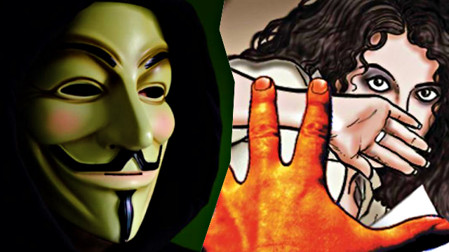 Anonymous Shut Down Dalhousie University Website Against Halifax Rape Case