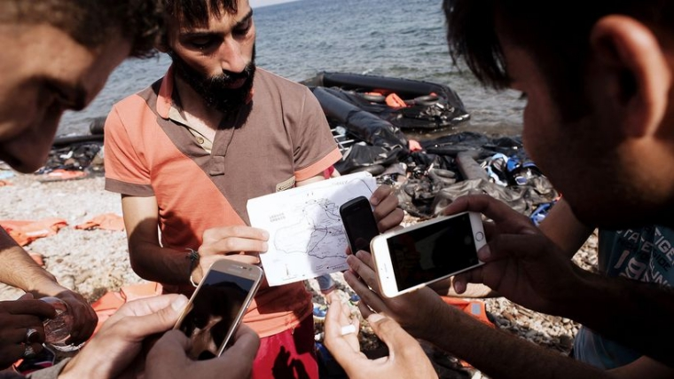 British Border Force Hacked Refugees' Laptops and Phones for 3 Years