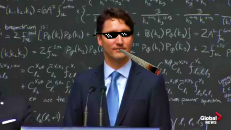 Justin Trudeau owns reporter on sarcastic question about quantum computing