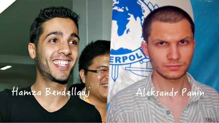 Creators of SpyEye Trojan Aleksandr Panin, Hamza Bendelladj Sentenced