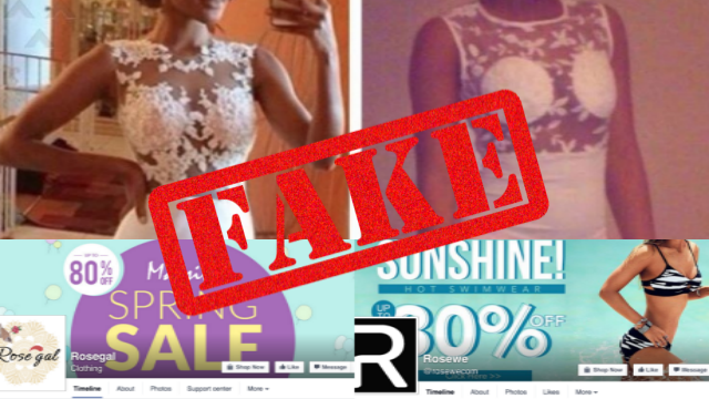 Facebook to shutdown fake clothing store pages scamming users