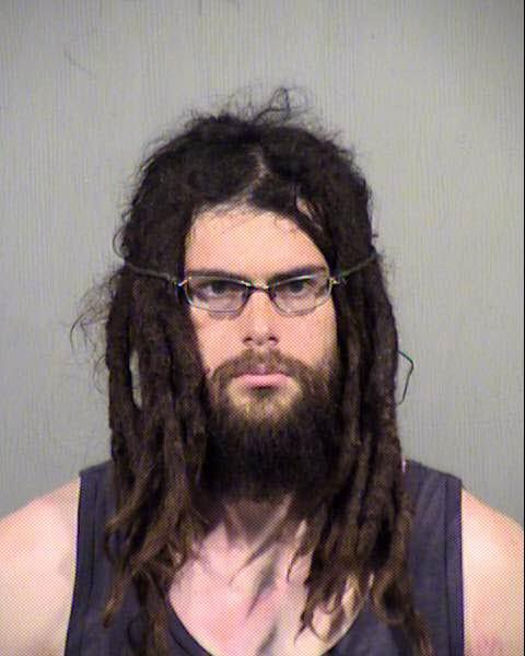 Jonathan McRae arrest photo