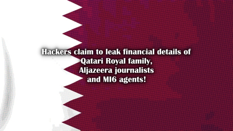 Qatar National Bank Hacked, 1.4GB Database Leaked