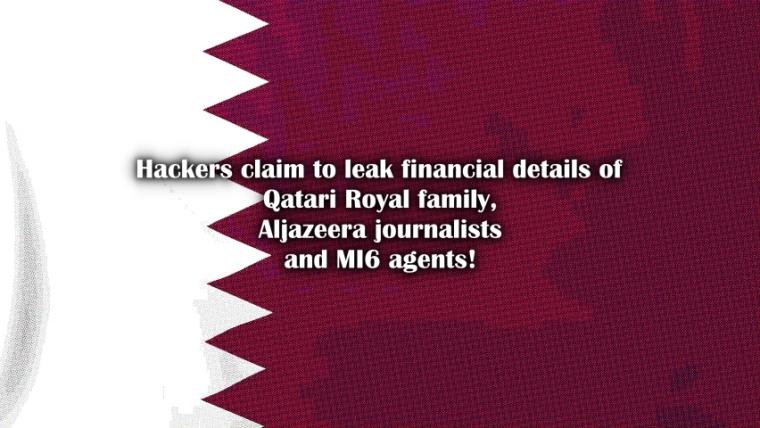 Qatar National Bank Hacked, 1.4GB Database Leaked