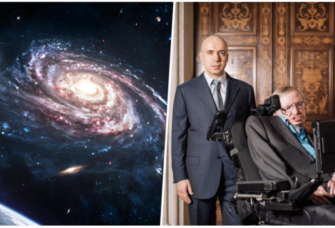 Stephen Hawking and Yuri Milner plan to build interstellar spacecraft