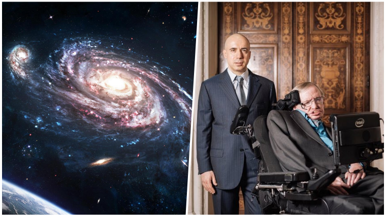 Stephen Hawking and Yuri Milner plan to build interstellar