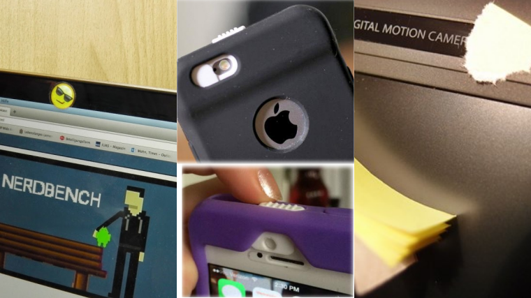 The Art of Hiding Cellphone, Laptop Cameras From Hackers and Government