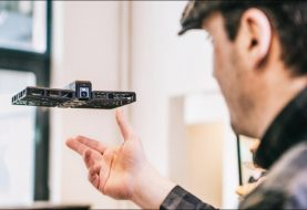Consider Selfie Sticks Old-School --- Time to use Hover Drones for Selfies
