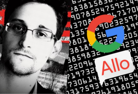 Stay Away from Google's New Messaging App Allo - Alerts Edward Snowden