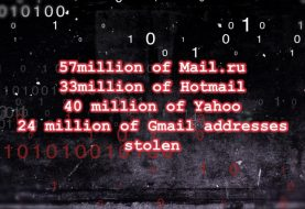 Massive Data Breach Hits Russian Users of Gmail, Yahoo and Hotmail