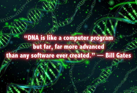 Microsoft Planning to Use DNA for Data Storage